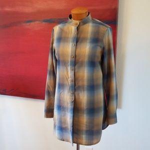 Amazing pendelton plaid tunic/dress
